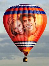 let v balóne